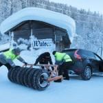 ADAC: 165/70R14 suurusega talverehvide test (2012)