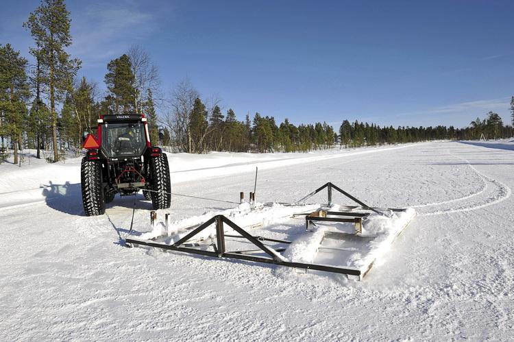 «Авторевю»: Тест зимних шин размерности 205/55R16 (2011)