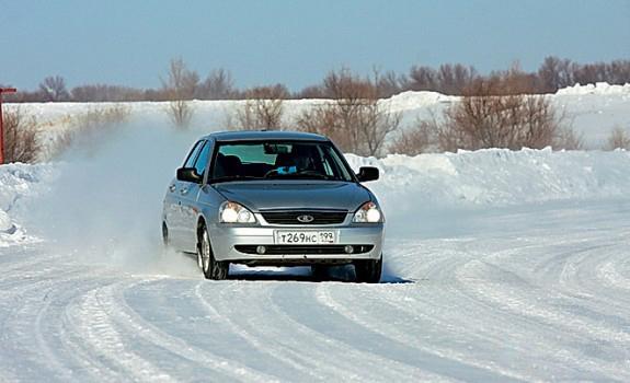 За Рулем: тесты зимних шипованных шин размера 175/65R14